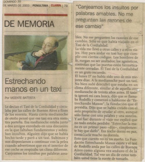 Clarin Vicente Battista 2003